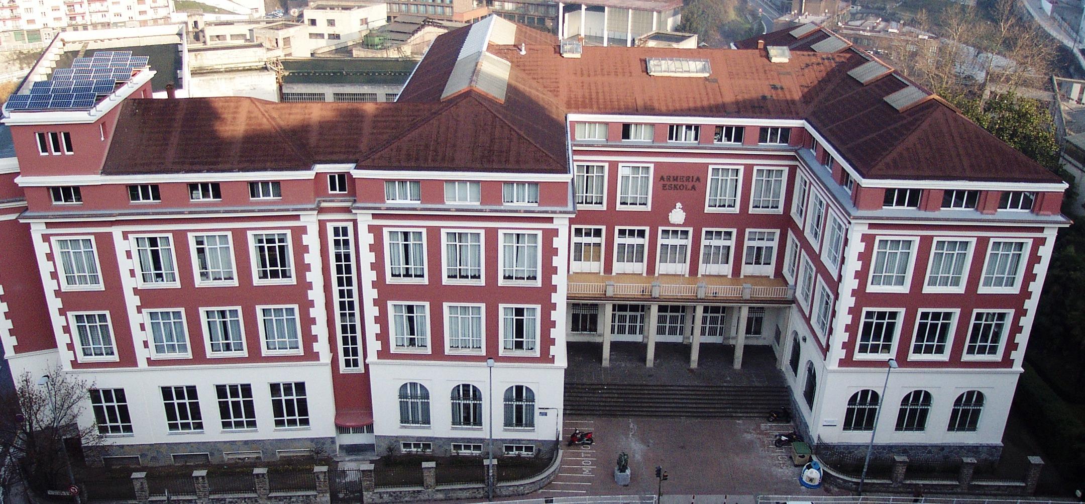 Edificio Armeria Eskola reducido ONA