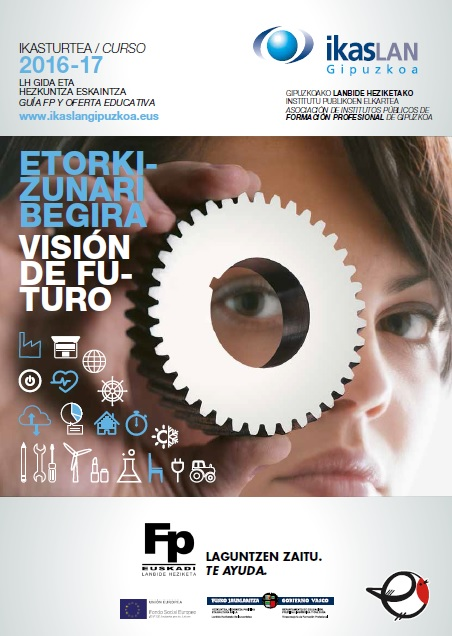 Ikaslan Oferta Resumen 2014 portada