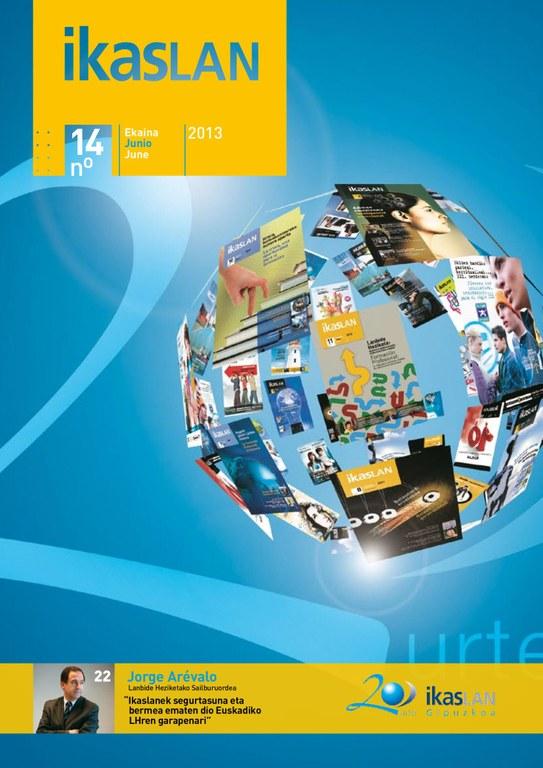 Revista 14-portada