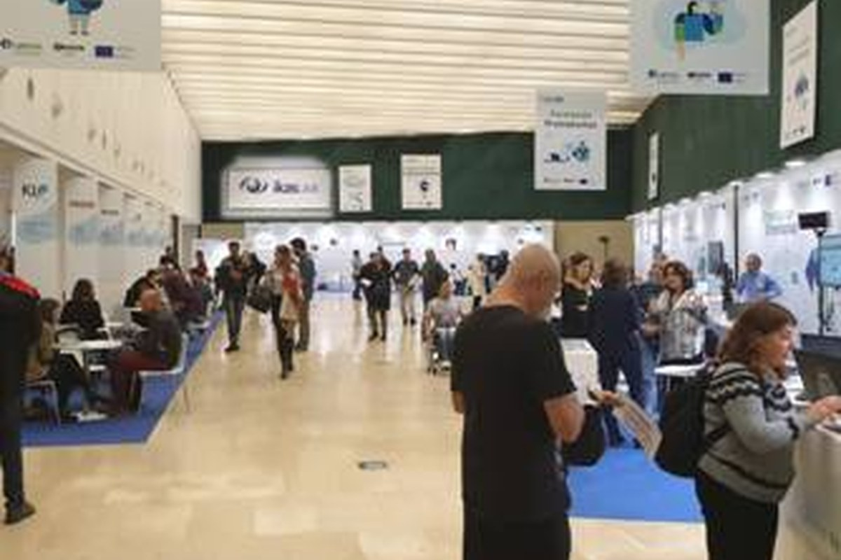 """II. Congreso Internacional de Empleo y Merkalan """"feria de empleo y formación"""""""