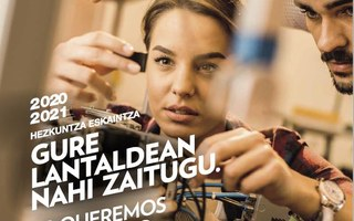 Nueva Oferta Formativa Ikaslan 2020/21