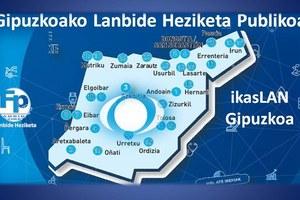 """Visitas """"On-Line"""". Centros FP Gipuzkoa"""