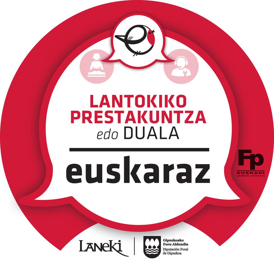reconocimiento y Certificado FCT euskera