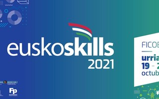 Euskoskills 2021 txapelketako klasifikazioa