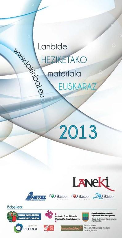 Laneki 2013 portada