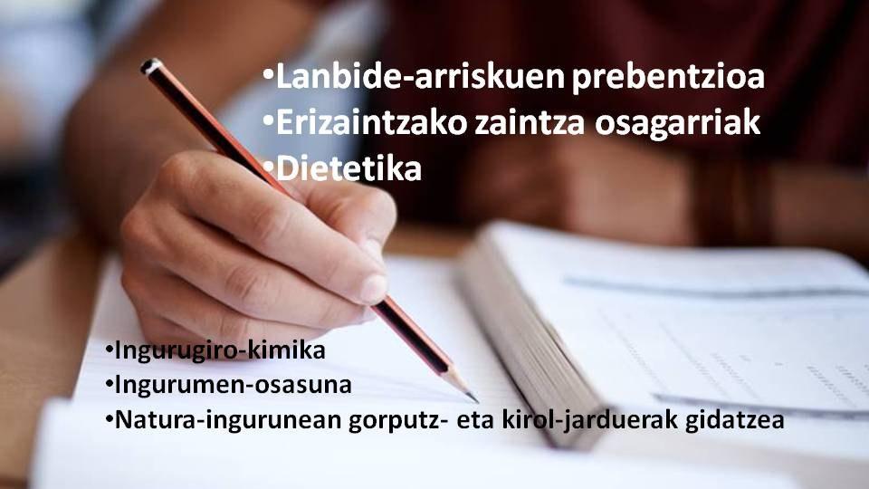 Proba Libreak - LOGSE Tituluak