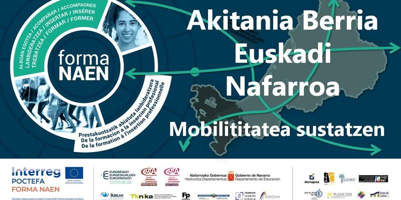 FormNAEN Mobilité Euskadi Nouvelle Aquitanie - Navarre