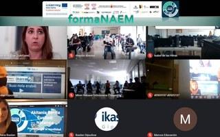 Promouvoir la mobilité avec 60 étudiants : Navarre, Nouvelle-Aquitaine et Euskadi